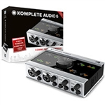 Soundcard Native Instruments Komplete Audio 6