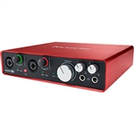 Sound card Focusrite Scarlett 6i6 (gen 2)