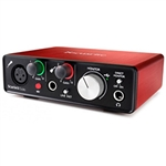 Sound card Focusrite Scarlett Solo (gen. 2)